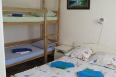 ГД Глобус  номер с 2-ярусной кроватью - Геленджик
