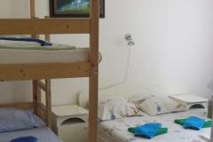 номер с 2-ярусной кроватью - ГД Глобус Геленджик