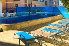 Бассейн отеля Валентина - автобусный тур в Витязево из Рязани