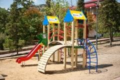 Крымская весна-детская площадка-автобусный тур в Судак из Рязани