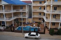 Корпуса гостевой дом Натела - автобусный тур в Кабардинку из Рязани
