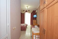 3-ех местный гостевой дом Натела - автобусный тур в Кабардинку из Рязани