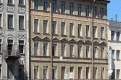 Невский Форт_здание_автобусный тур в Санкт Петербург из Рязани