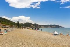 Пляж Лдзаа - автобусный тур в Абхазию из Рязани