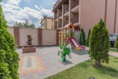 Детская площадка_гостевой дом Прованс_ автобсуный тур в Дивноморское из Рязани