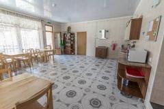Кухонная зона_гостевой дом Прованс_автобсуный тур в Дивноморское из Рязани