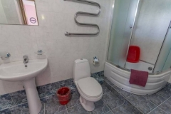 Туалет_гостевой дом Прованс_автобсуный тур в Дивноморское из Рязани